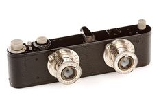 Leica stereo camera