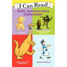 I Can Read Box Set by Harper Collins   eBeanstalk
