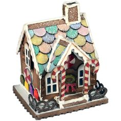 Sizzix Bigz Die By Tim Holtz - Village Gingerbread