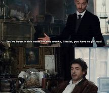 Inspiring picture movie, movie quote, robert downey jr, sherlock holmes,