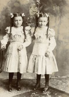 The Willms Twins (1898), Wisconsin Historical Society