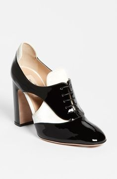 I see this with a stylish pant suit...  Valentino 'Overlap' Bootie available at #Nordstrom