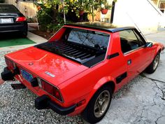 Learn more about Sharp Miler: 1974 Fiat on Bring a Trailer, the home of the best vintage and classic cars online. Retro Cars, Vintage Cars, Fiat X19, Fiat Spider, Fiat Abarth, Steyr, Import Cars, Classic Cars Online, Concept Cars
