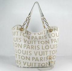 Super Louis Vuitton Whisper Cow Leather Shopping Bag-White 07838 #Louis #Vuitton #Women #Handbags #White http://www.pinhandbags.com/Louis-Vuitton-Handbags-13/super-louis-vuitton-whisper-cow-leather-shopping-bagwhite-07838-p-2730.html ,↔❤↔→ #Christmas Shopping Ideas...