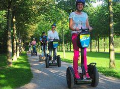 Quer durchs Bagno ging jetzt die erste Segway-Tour der Werbegemeinschaft. Segway Tour, Home Appliances, Bike, Vehicles, House Appliances, Bicycle, Appliances, Bicycles