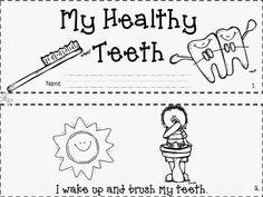 Dental Health Emergent Reader FREEBIE!!!