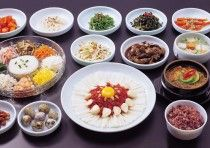 한식 korean food