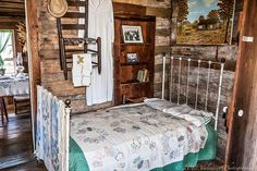 I really want to hang a chair on the wall.  Pioneer living at it's best.
