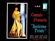 CONNIE FRANCIS - MI TONTO AMOR (1964) L R E Connie Francis, Singer, Music, Youtube, Amor, Musica, Musik, Singers, Muziek