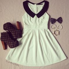 dress, fashion, and outfit Bild