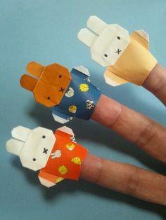 ミッフィー指人形 | ねっこの栄養源