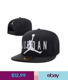 e3784d1439e Hats Hip-Hop Adjustable Bboy Baseball Cap Jordan Cool Fashion Snapback Hats   ebay  Fashion