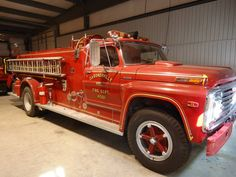 Gardnerville Fire Department NC 4501- 1972 Ford- Engine (Gardnerville's First Fire Truck) #first #oldie #ford #setcom http://setcomcorp.com/integrated-seat-communications.html