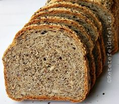 Bread Recipes, Vegan Recipes, Cooking Bread, Romanian Food, Tasty, Yummy Food, Raw Vegan, Banana Bread, Breads
