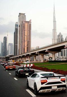 50th Anniversary, Dubai