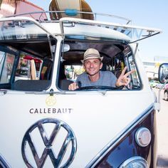 OutCold's VW Bus