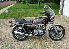 1979 CB650 That's my bike. .. want one again