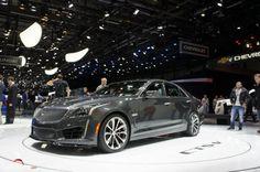 Cars - Cadillas CTS-V : sa puissance de 640 chevaux devrait encore grimper ! - http://lesvoitures.fr/nouvelle-cadillas-cts-v-640/