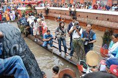 Photographers during Janai purnima at Khumbeshwore, Bangalamukhi