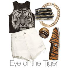A fashion look from August 2013 featuring forever 21 shirts, hot pants and leopard shoes. Browse and shop related looks. Eye, Shoe Bag, Polyvore, Stuff To Buy, Shopping, Shoes, Collection, Design, Women