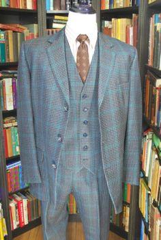 Fabulous Hardy Aimes 1960's suit.