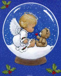 angeles navidad