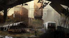 The Last Of Us  Barcelona Fan Art Blog by AlexanderBrox0101