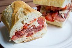 Spain Sandwich