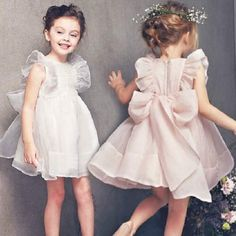 4a612a4601ebb キッズドレスフォーマル子供服ワンピース女の子発表会結婚式ホワイト ピンク100