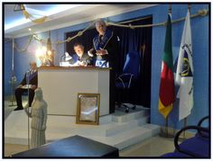RITO    BRASILEIRO   DE MAÇONS ANTIGOS LIVRES E ACEITOS - MM.´.AA.´.LL.´.AA.´.: Loja Guardiões da Arca nº 4348 recebe a visita do ...