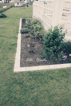 Villa Elsalla: puutarha