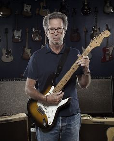 The Real Guitar Hero: Fulfill Your Dreams with an Eric Clapton Guitar Replica
