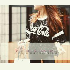 Available Now ! +962 798 070 931 +962 6 585 6272  #ReineWorld #BeReine #Reine #LoveReine #InstaReine #InstaFashion #Fashion #Fashionista #FashionForAll #LoveFashion #FashionSymphony #Amman #BeAmman #Jordan #LoveJordan #ReineWonderland #SequinTop #CocaColaTop #Sequin #ReineSpring #Reine2015 #AzaleaCollection #SpringCollection #cokeshirt