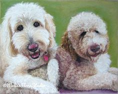 Custom Pet Portrait for 2 Pets Pastel Drawing, Gift / Keepsake for PetLovers https://www.etsy.com/listing/192023033/custom-pet-portrait-for-2-pets-oil?ref=shop_home_active_2