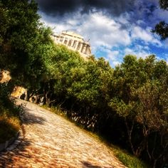 Acropolis, Athens , Greece