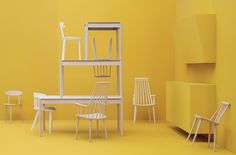 Furniture classics by HAY