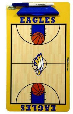 20b3d528e7d Customized Basketball Clipboard Custom Basketball, Basketball Coach, School  Logo, Dry Erase Board,