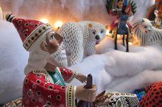 Oaxacan Santa Claus -   Agustin Cruz Tinoco