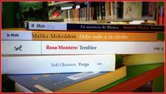 """#robaunpoema @biblioteques_gi  """"En ausencia de Blanca debo todo a tu olvido, temblor, purga...  @Qfemalesbiblios"""