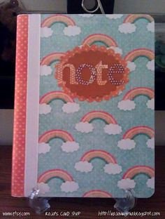Back to School Notebooks by ang85 on Etsy, $4.25