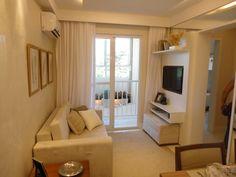 Sala de Estar empreendimento Way Bandeirantes Residencial #RJ / Way Bandeirantes Residencial Living Room