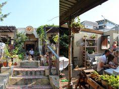 A Gorgeous Life: Cafe Paradiso