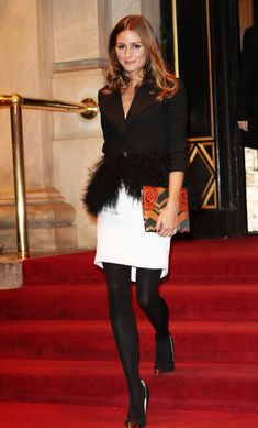 Now THIS is vintage Olivia Palermo.
