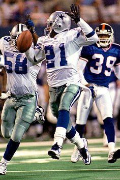94 Best Neon Deion Images Cowboys 4 Football Players Soccer Players