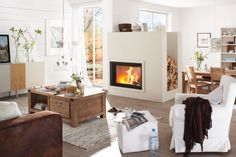 Brunner - peis med høy selvtillit - Varmefag Exterior Design, Shag Rug, Interior Inspiration, Elegant, House, Furniture, Home Decor, Minimal, Ideas