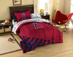 Anaheim Angel's Bedding