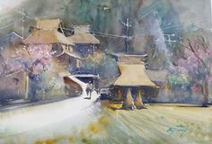 Capturing The Essence Of Japan > Blog > General > Burchfield Penney Art Center