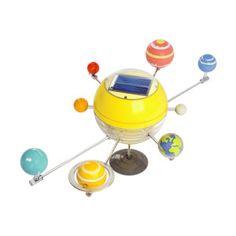 модель нашей Солнечной системы