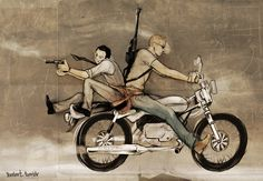 James Moriarty and Sebastian