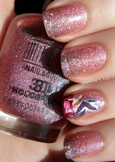 Inspired By The Supernatural: Fairy Nails!